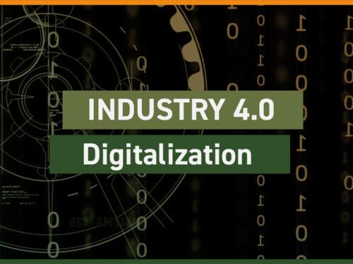 Industry 4.0 – Digitalization