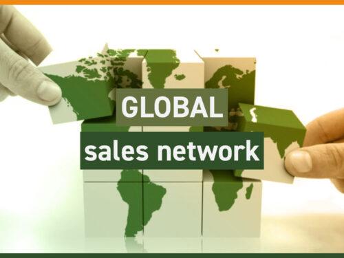 Una rete vendita in espansione