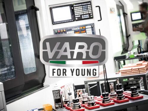 Intervista a Marta Rota sul progetto VARO for Young